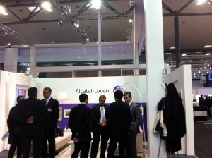 Alcatel Lucent@CeBIT