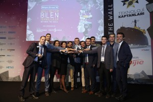 Cihan Keser - Customer interaction project of the year award