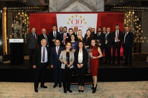 Cihan Keser - CIO of the year